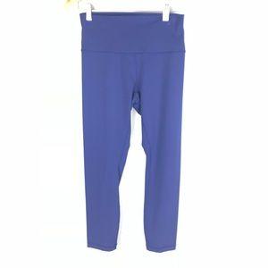 EUC Lululemon Royal Blue leggings size 8
